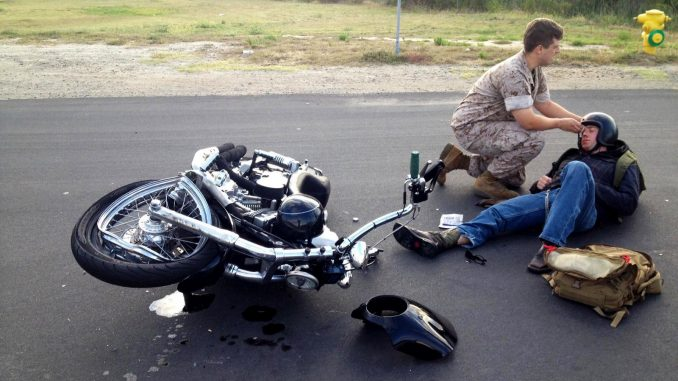 Fatal Motorcycle Accidents by Marines Reduced by Nearly Half in 2009
